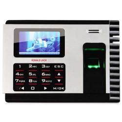 Máy chấm công vân tay, thẻ cảm ứng Ronald Jack X928C